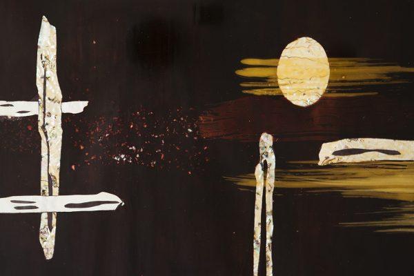 Copy work of Nancy Lorenz's art.