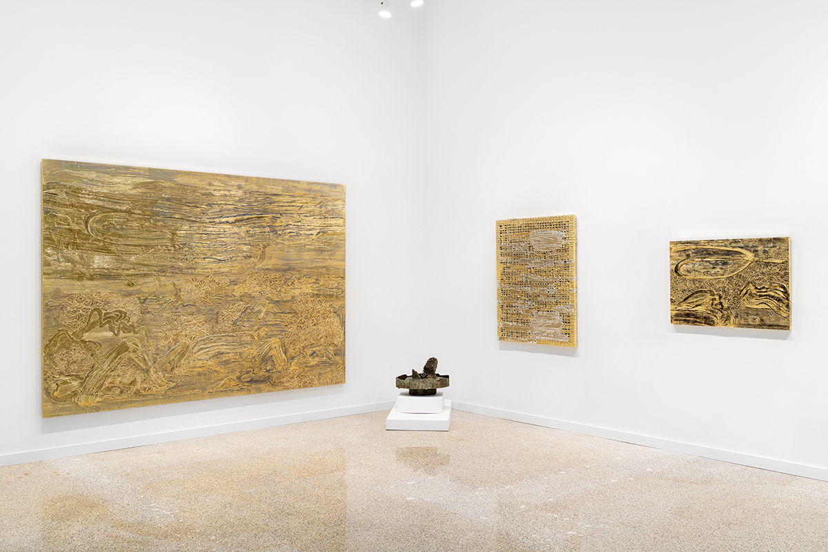 Solo exhibition at Gavlak Gallery Palm Beach