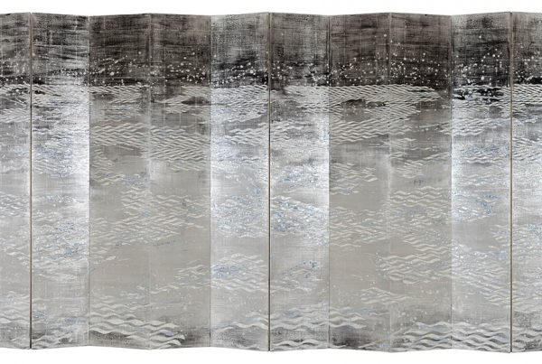 Silver Water Screen, 2009